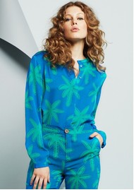 FABIENNE CHAPOT Sunset Blouse - Fata Morgana Big Blue
