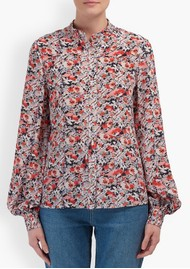 Lily and Lionel Maddox Shirt - Wild Flower