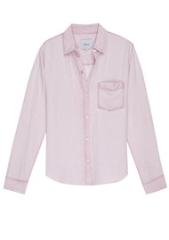 Rails Ingrid Raw Shirt - Dusty Rose
