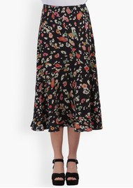 Lily and Lionel Lottie Skirt - Dancing Leopard