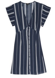 Rails Helena Dress - Admiral Stripe