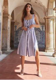 Rails Clement Dress - Bay Stripe