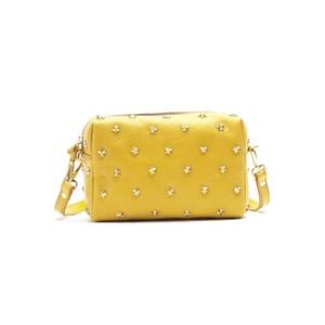 Dixie Cross Body Bag - Yellow