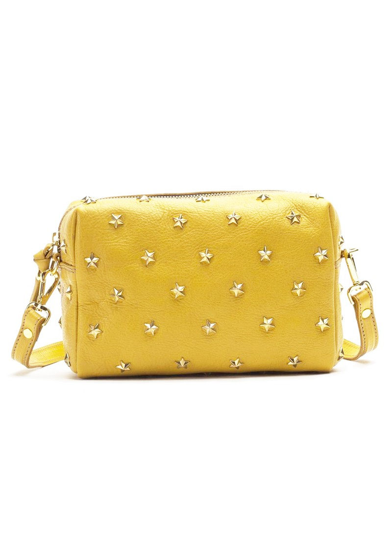 MERCULES Dixie Cross Body Bag - Yellow main image