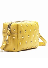 MERCULES Dixie Cross Body Bag - Yellow