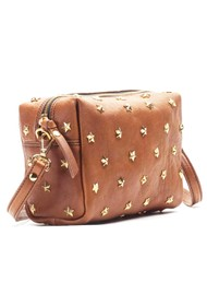 MERCULES Dixie Cross Body Bag - Tan