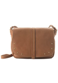 MERCULES Greyhound Bag - Tan