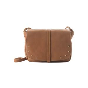 Greyhound Bag - Tan