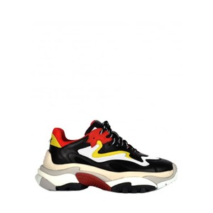 Addict Trainers - Red & White