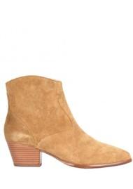 Ash Heidi Bis Suede Boots - Santal