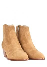 f99b78b27f43a Ash Heidi Bis Suede Boots - Santal