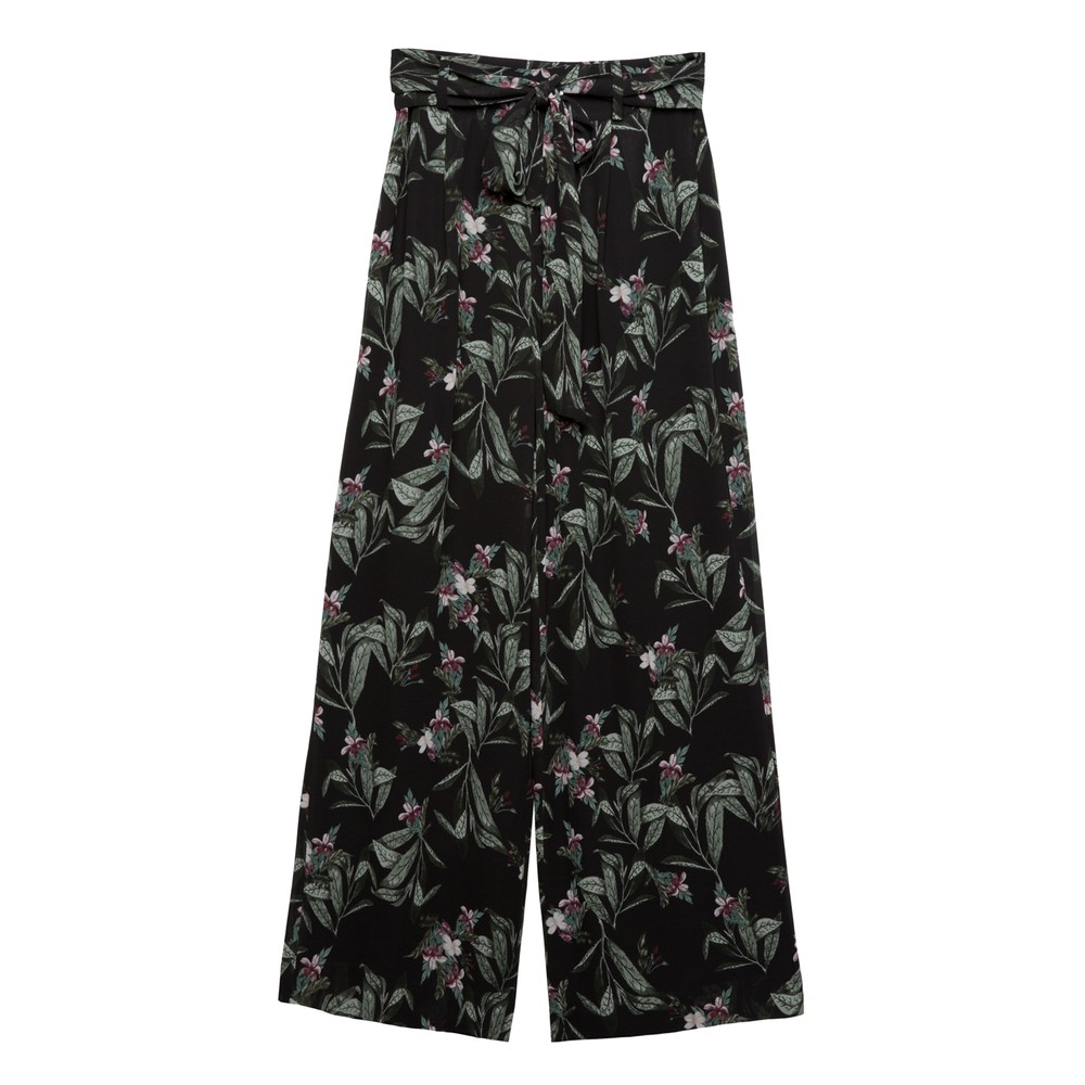 Agnes Trousers - Black Twig