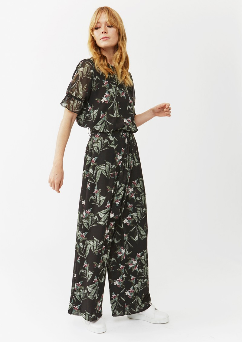 Twist and Tango Agnes Trousers - Black Twig main image
