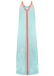 PITUSA Inca Sun Dress - Aqua