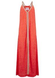 PITUSA Inca Sun Dress - Strawberry