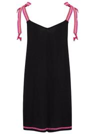 PITUSA Llama Tie Dress - Black
