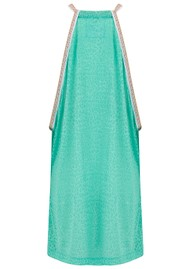PITUSA Mini Cheetah Sun Dress - Mint