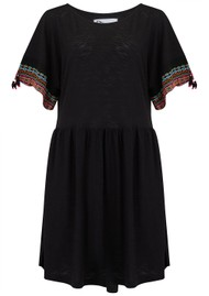 PITUSA Little Llama Dress - Black