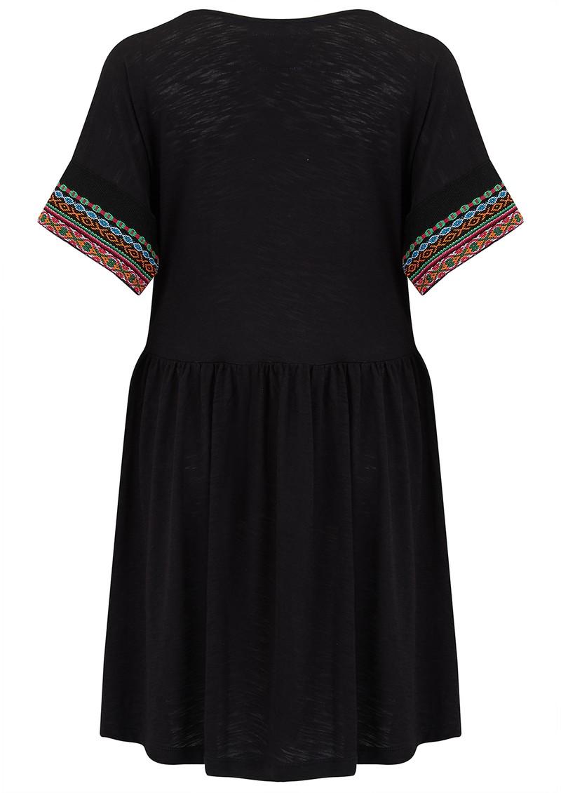 PITUSA Little Llama Dress - Black main image