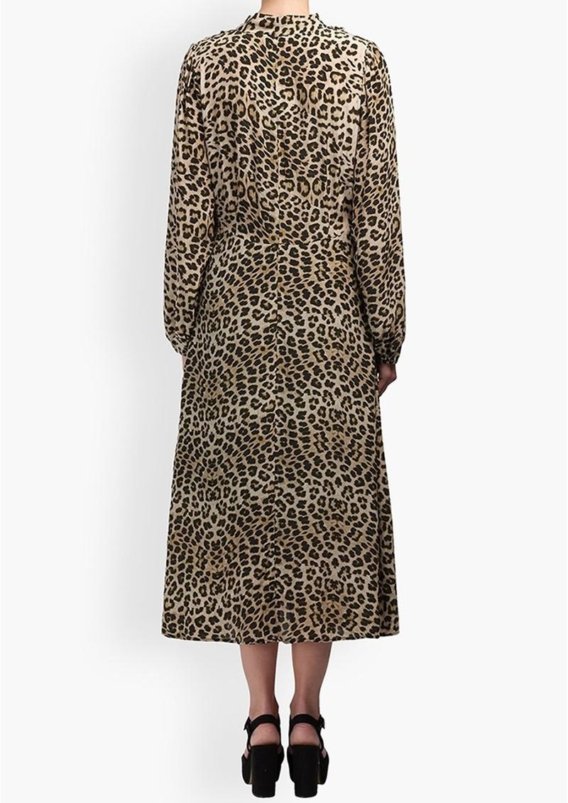 Lily and Lionel Safari 70's Dress - Leopard  main image
