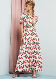 FABIENNE CHAPOT Mia Dress - Feeling Peachy
