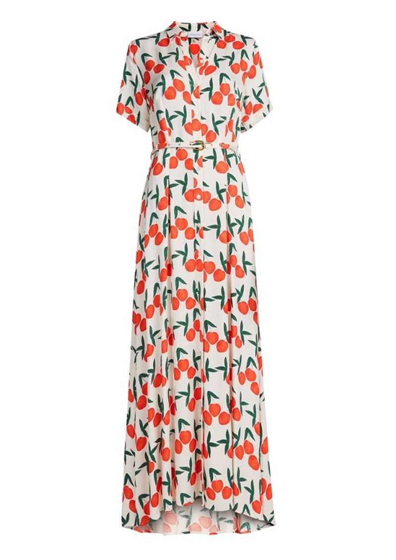 FABIENNE CHAPOT Mia Dress - Feeling Peachy main image