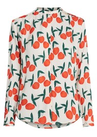 FABIENNE CHAPOT Sunset Blouse - Feeling Peachy