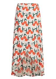 FABIENNE CHAPOT Cora Goddess Skirt - Feeling Peachy