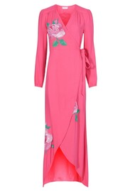 FABIENNE CHAPOT Natasja Show Dress - Bright Pink