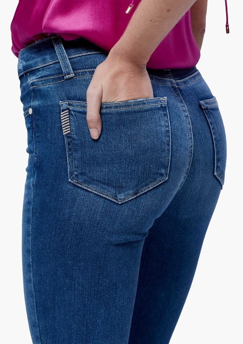 Paige Denim Hoxton Ankle Double Button Jeans - Janie main image