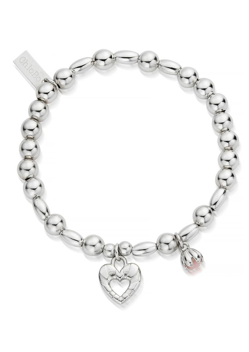 ChloBo Splendid Star Divine Fortune Bracelet - Silver main image