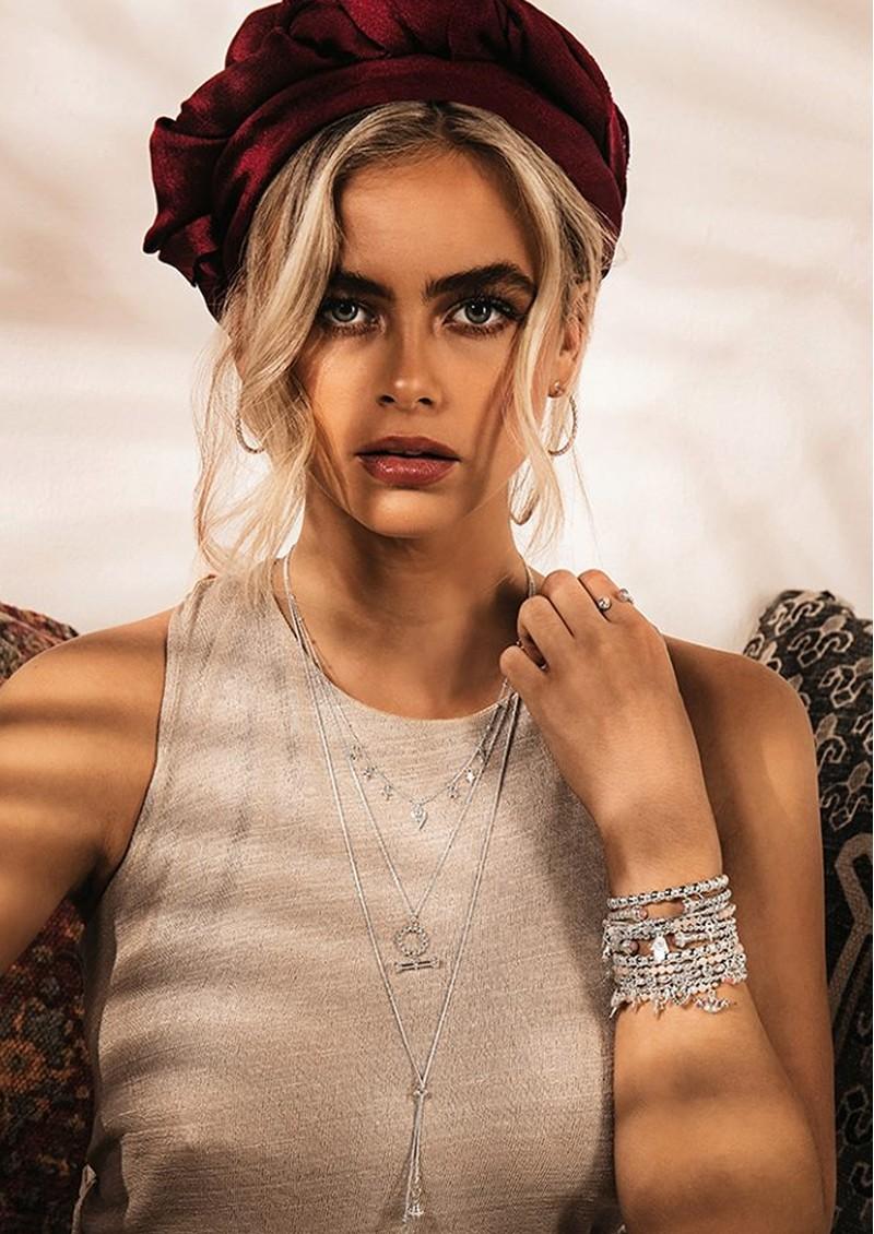 ChloBo Splendid Star Everyday Magic Necklace - Silver main image
