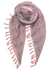 Becksondergaard Detailed Snake Scarf - Rose