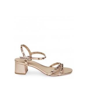 Iggy Block Heel Sandal - Rame
