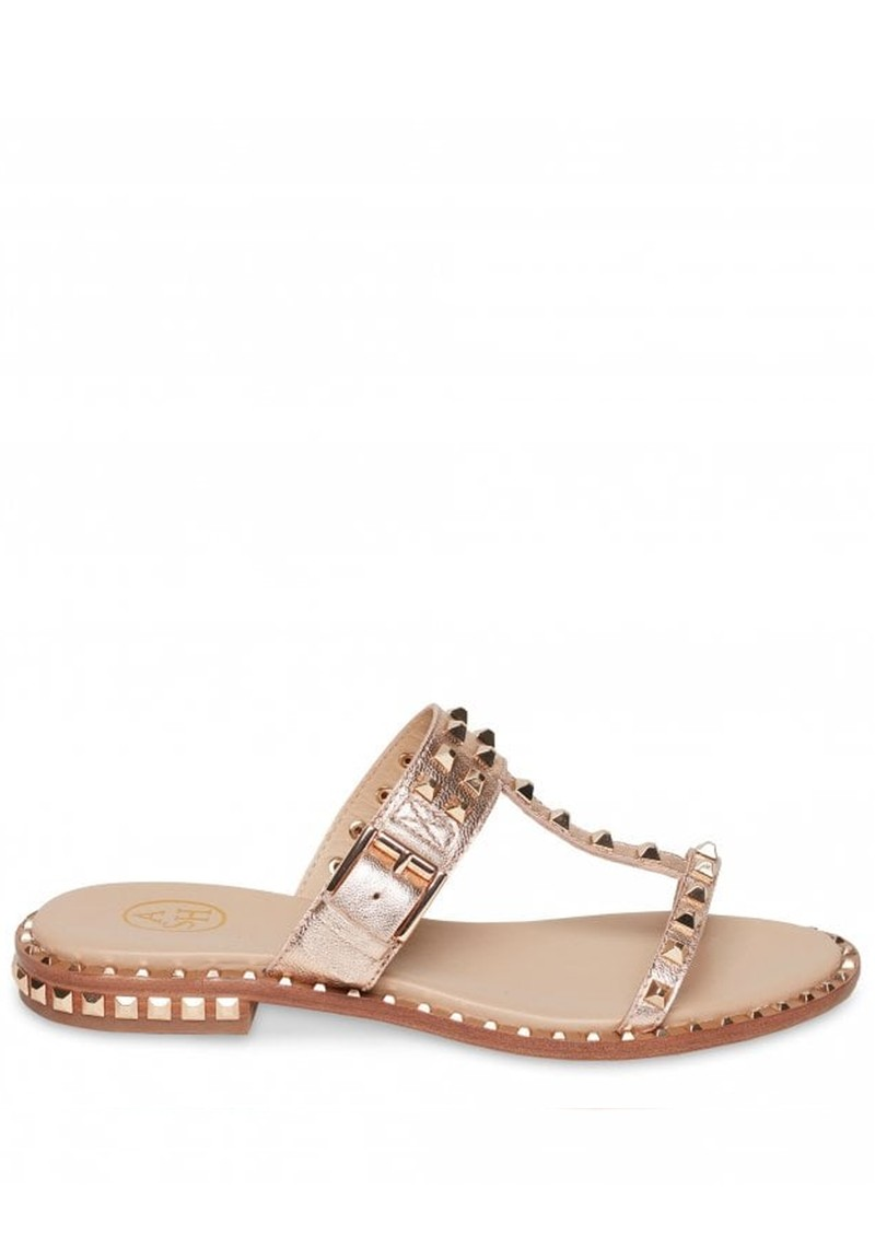 f83f4a0b1777 Ash Prince Studded Sandals - Rame main image ...