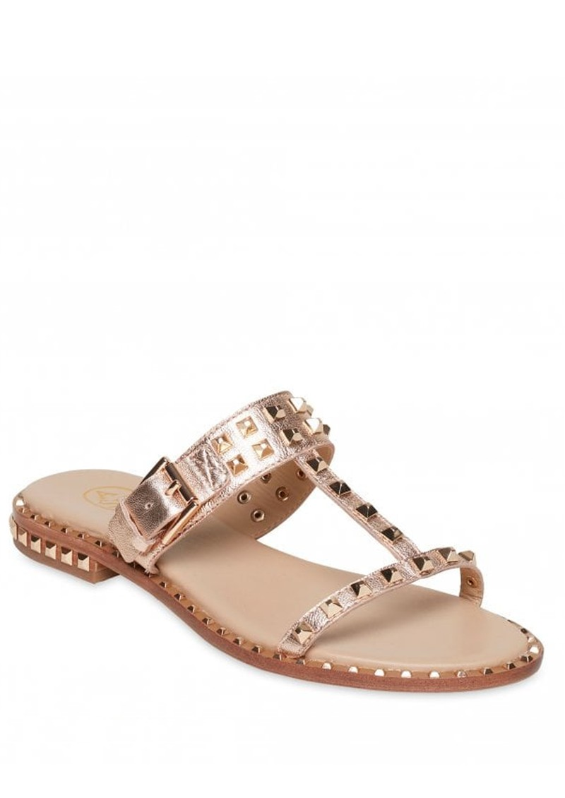 Prince Studded Sandals - Rame main image
