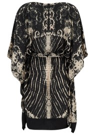 TRIBE + FABLE Lulu Dress - Black