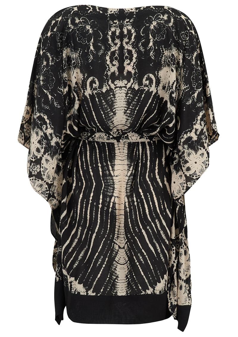 TRIBE + FABLE Lulu Dress - Black  main image