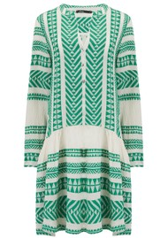 DEVOTION Delos Dress - Green