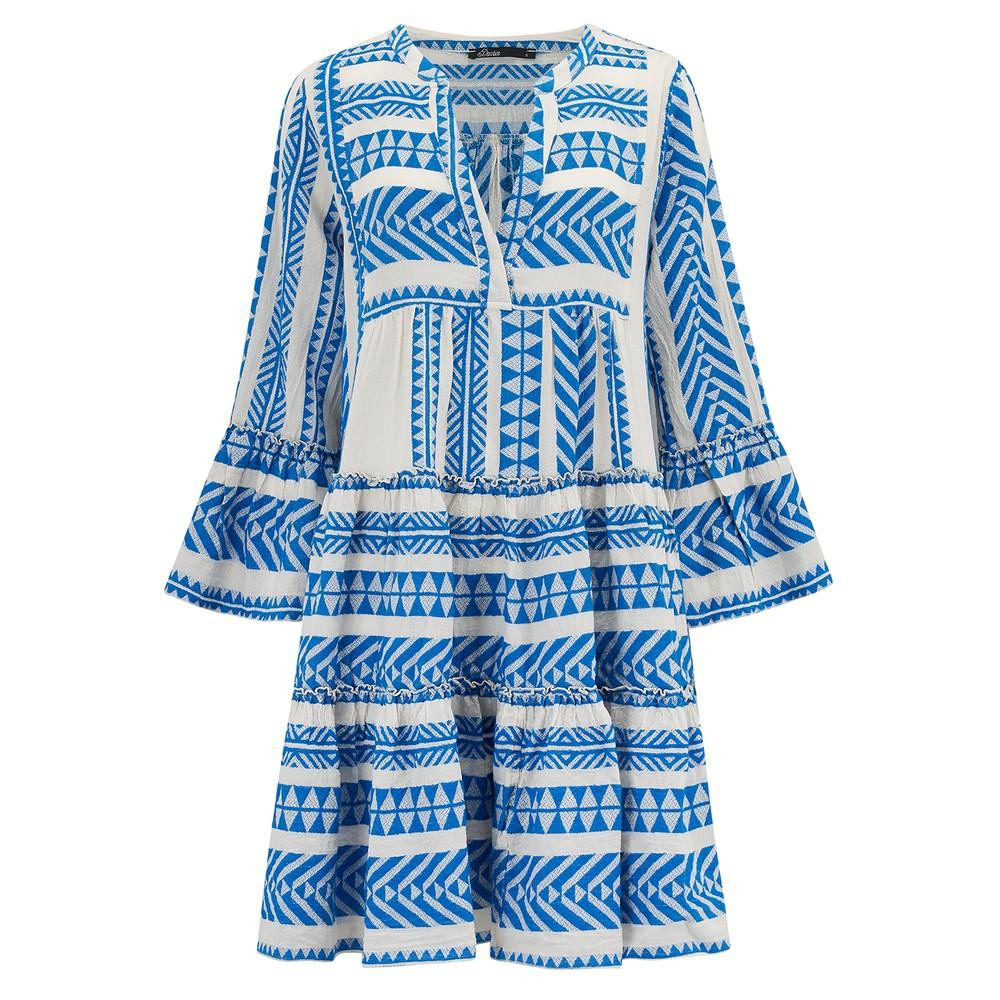 Zakar Dress - Blue