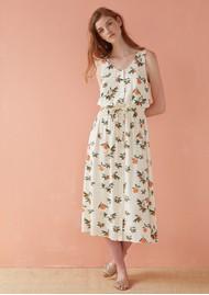 Des Petits Hauts  Timouri Printed Dress - Dehli