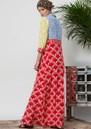 HAYLEY MENZIES Jasmine Long Shirt Dress - Multi