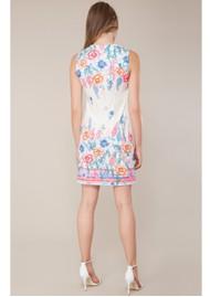 Hale Bob Yuridia Jersey Dress - Ivory