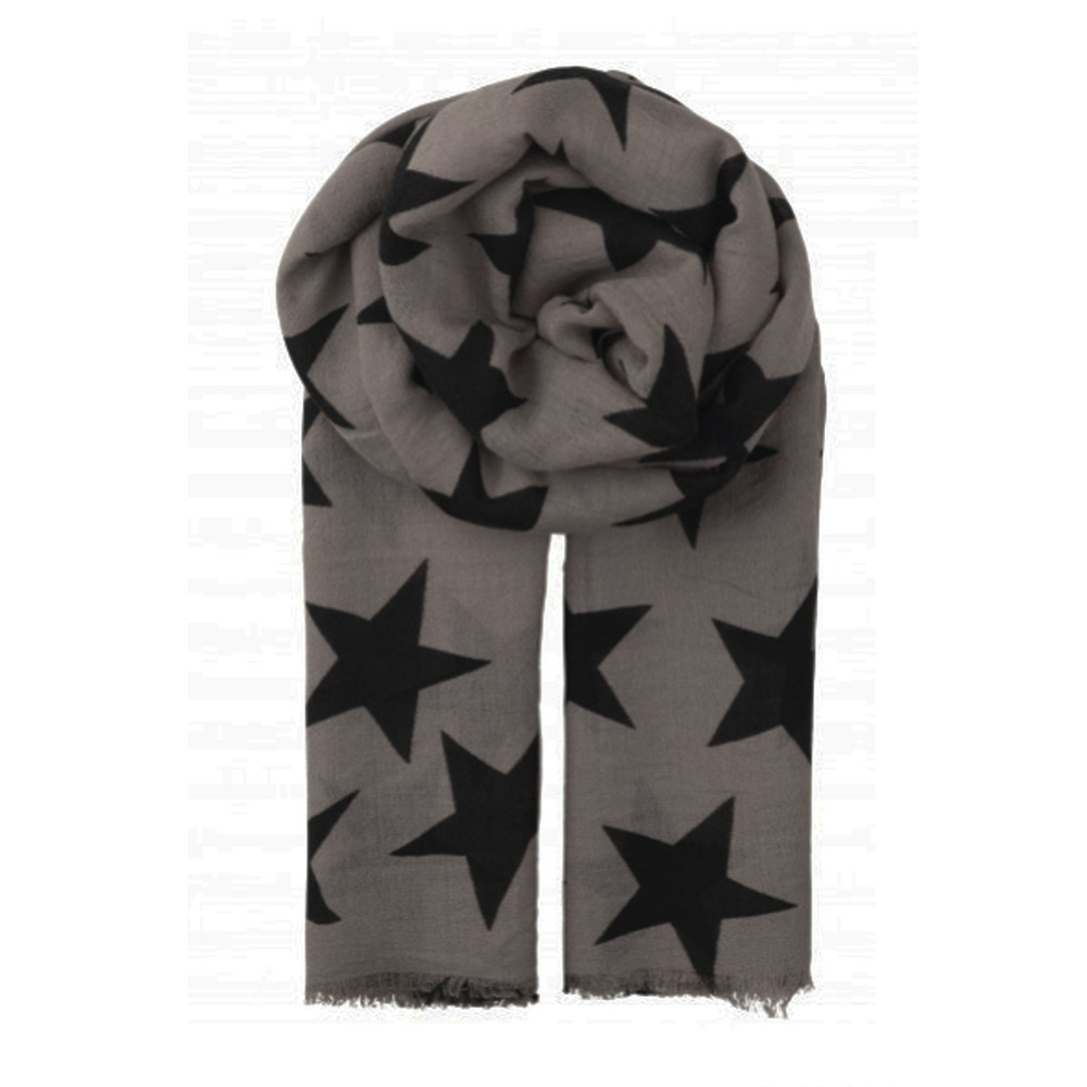 Supersize Nova Scarf - Smokey