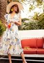 TALULAH Sweet Something Dress - Vintage Lemon