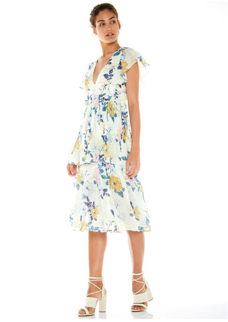TALULAH Sweet Something Dress - Vintage Lemon main image
