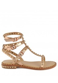 Ash Play Studded Sandals - Rame
