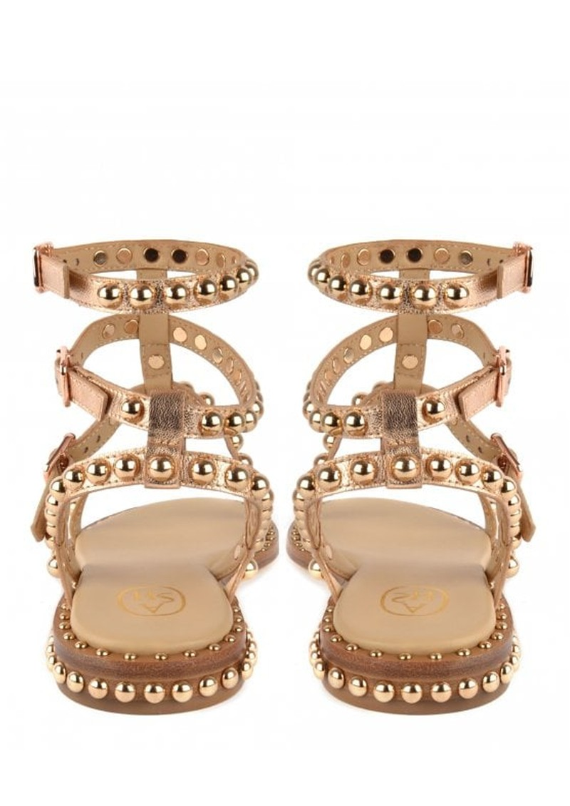 Ash Play Studded Sandals - Rame main image