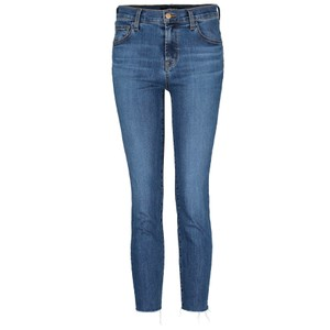 Ruby High Rise Cropped Cigarette Jeans - Lovesick