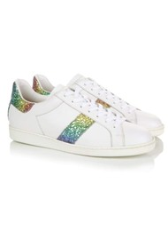 AIR & GRACE Copeland Trainer - Rainbow Glitter